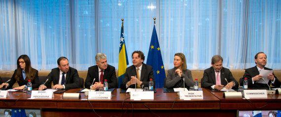 Bosnia pide formalmente entrar en la UE, ¿y ahora
