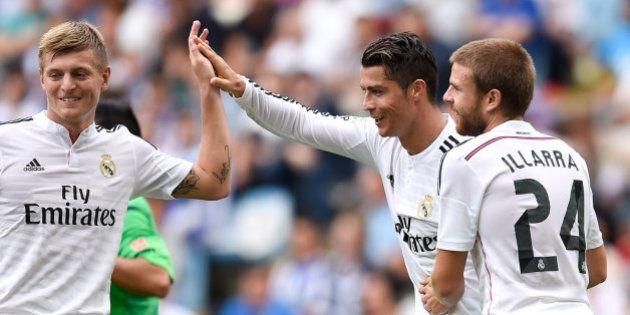 El Madrid logra en Riazor la mayor goleada fuera de casa en la Liga de su
