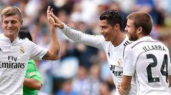 El Madrid logra en Riazor la mayor goleada fuera de casa de su historia en la