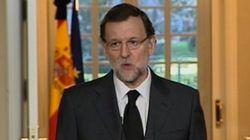 Rajoy anuncia tres días de luto por