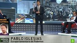Pablo Iglesias reta a Pedro Sánchez a debatir sus programas en