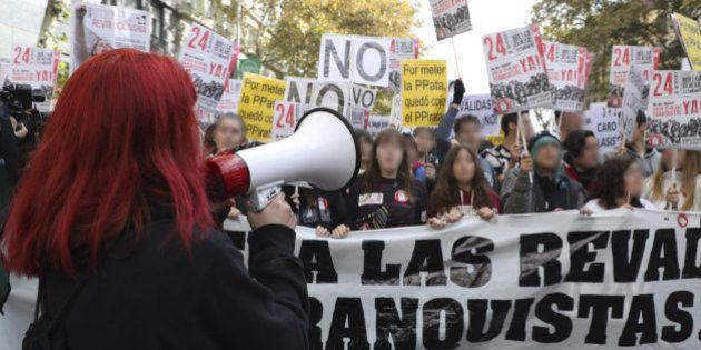 La guerra de cifras por la huelga entre el Ministerio y el Sindicato de