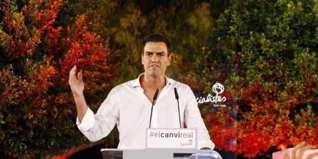 El mensaje de Pedro Sánchez ante el PSC: