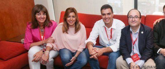 El PSOE espera que el acuerdo en Euskadi sirva de