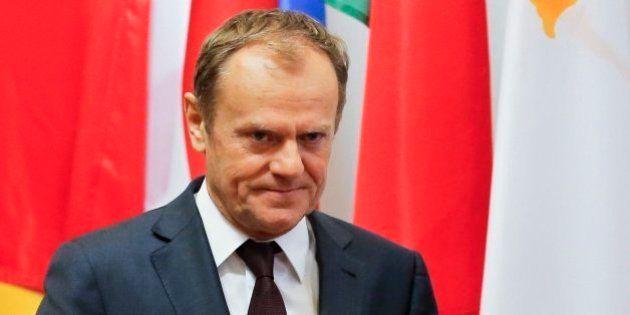 Donald Tusk advierte de que el riesgo de ruptura de la UE es real por el