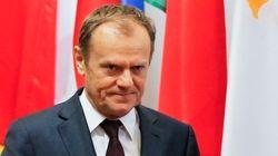 Tusk advierte de que el riesgo de ruptura de la UE es