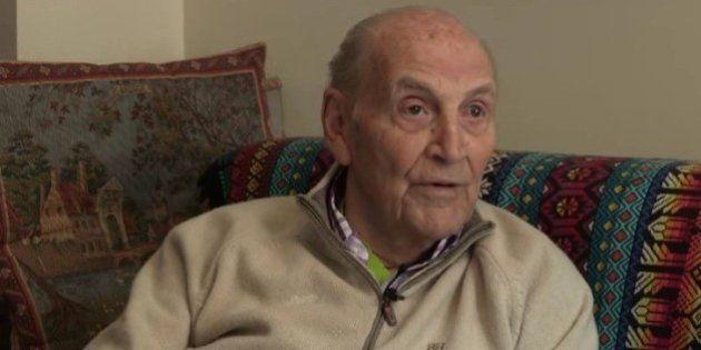 El poeta Marcos Ana, hospitalizado con pronóstico