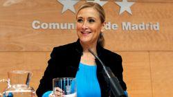 Cristina Cifuentes presidirá la gestora del PP de Madrid tras la dimisión de