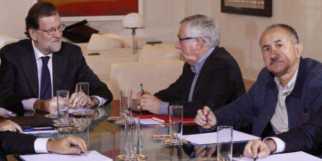 Diálogo social de cartón piedra entre el Gobierno y los agentes