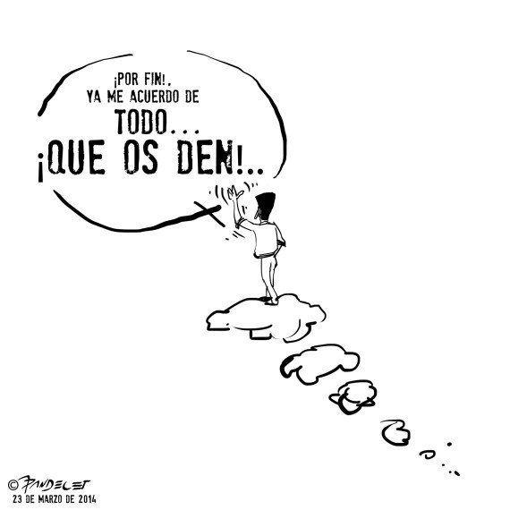 La vida política de Suárez, en una