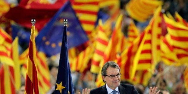 Directo elecciones Cataluña 25N: Los catalanes votan con la independencia como gran incógnita