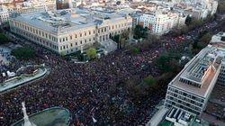 Cifuentes expedienta a los organizadores de las marchas del