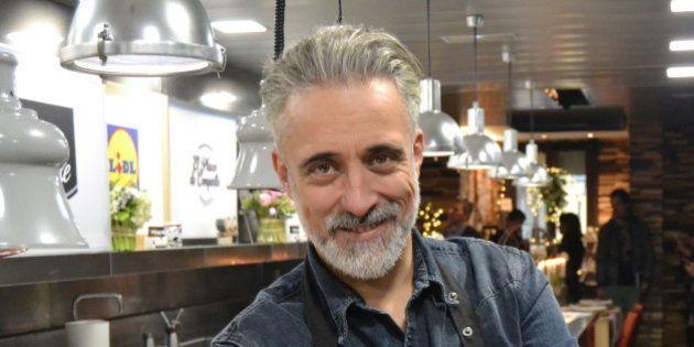 Lidl lanza un restaurante 'gourmet' efímero de Sergi Arola con menú a 10