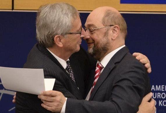 Martin Schulz, el librero que cambió la UE aspira a ganar a Angela