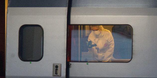Un terrorista deja tres heridos en un tiroteo en un tren