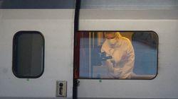 Un tiroteo en un tren francés deja tres
