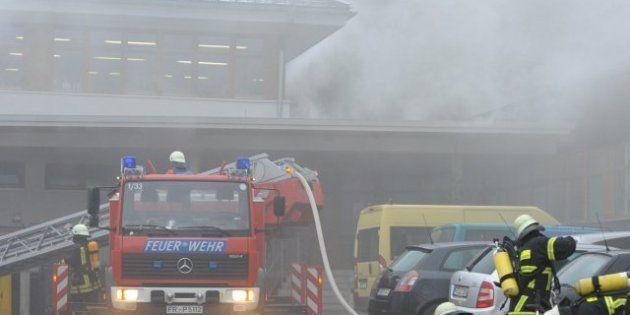 Mueren al menos 14 personas en el incendio de un taller para personas discapacitadas en
