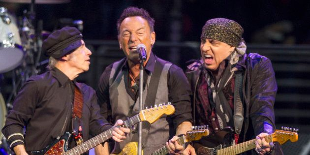 Bruce Springsteen tocará en mayo en Barcelona, San Sebastián y