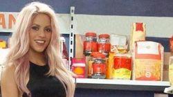 La foto más loca de Shakira por Acción de