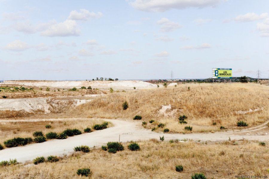 La lección que dan los paisajes fantasma de la burbuja inmobiliaria en