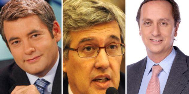 Antenas de Oro 2013: Somoano, Buruaga y Cuesta, entre los