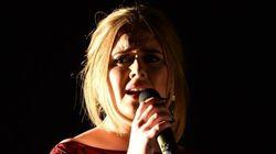 La actuación de Adele, ¿un desastre o un simple