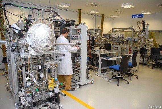 Así simulan investigadores españoles el tiempo marciano para la NASA