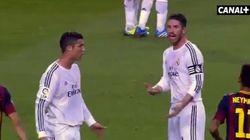 Ramos a Cristiano: