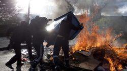 Al menos 54 detenidos en las protestas universitarias por la