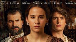 TVE estrena 'La corona partida', con Irene Escolar y Rodolfo