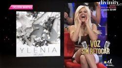 La verdadera voz de Ylenia es... es...