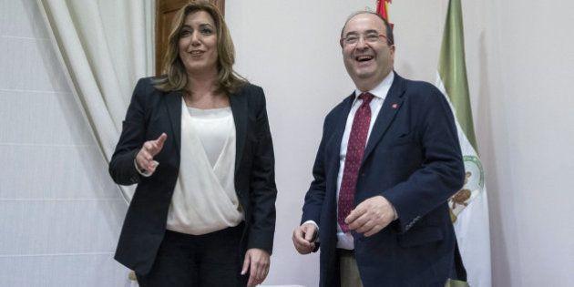 Díaz e Iceta manifiestan voluntad de