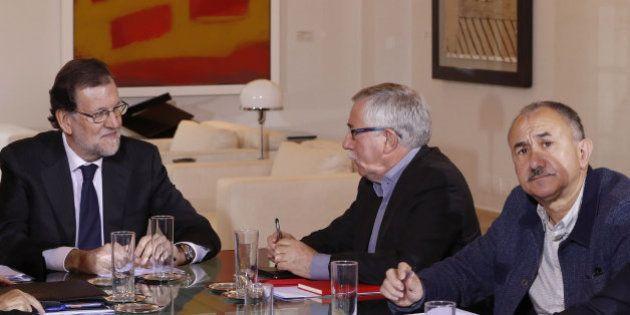 CCOO y UGT se movilizarán en diciembre por la
