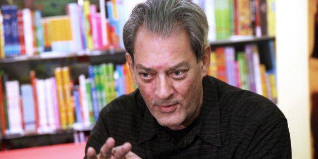 La nueva novela de Paul Auster llegará en septiembre de 2017 con Seix Barral y Edicions