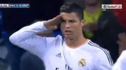 Goleada en el Bernabéu y dedicatoria de Cristiano a Blatter