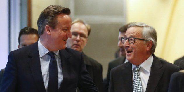 David Cameron avanza en las negociaciones para evitar el 'Brexit' en