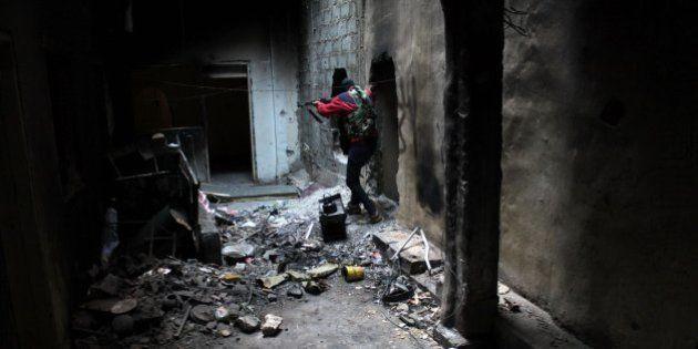 Siria destruye todos sus equipos para fabricar armas