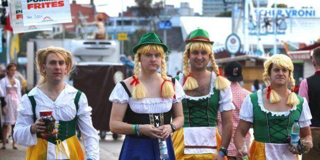 Queda claro: ha empezado el Oktoberfest
