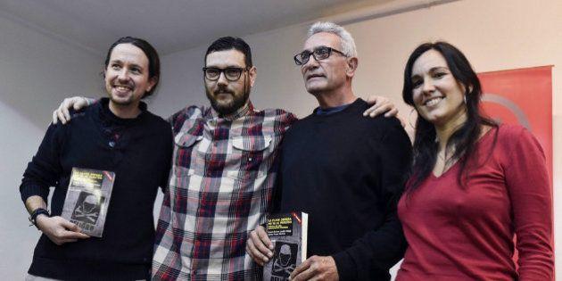Entrevista a Ricardo Romero (Nega) y Arantxa Tirado por 'La clase obrera no va al