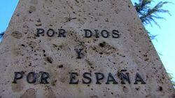 El Ayuntamiento de Madrid repondrá los vestigios franquistas
