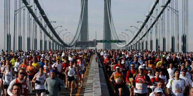El largo camino hasta el maratón de Nueva