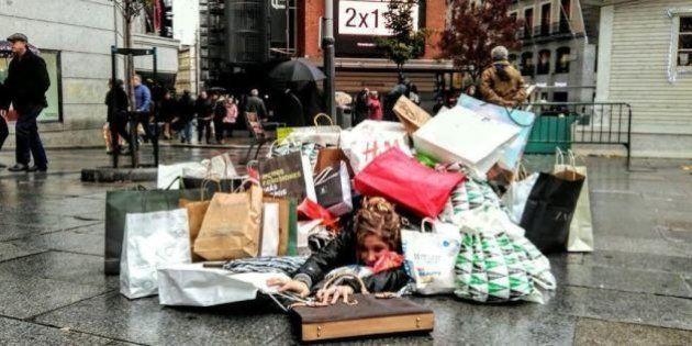 Un día sin compras, 364 de consumo