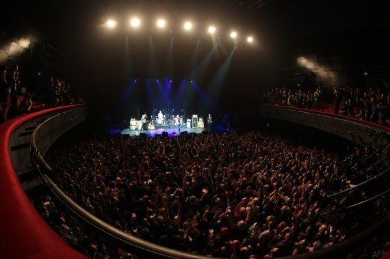 Eagles of Death Metal vuelve a tocar en París