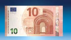A partir de mañana utilizarás un nuevo billete de 10