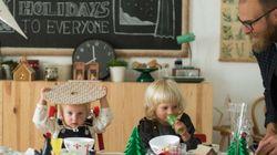 En casa y sin excesos: otra Navidad es