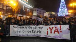 Miles de personas piden en Madrid que la violencia de género sea