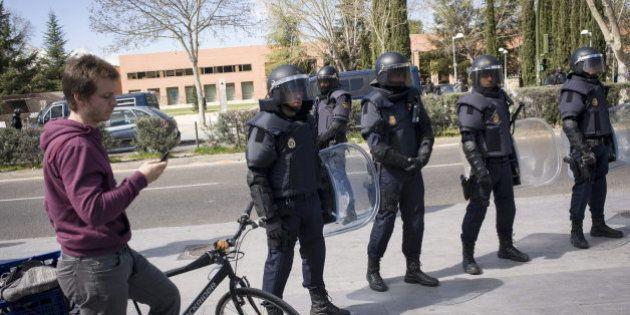 El CGPJ considera inconstitucional la ley de Seguridad
