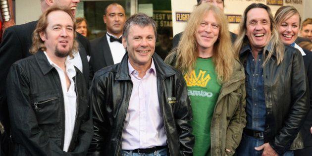 Iron Maiden le dedica una canción a Robin Williams en su último