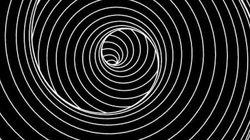 El artista que hipnotiza con