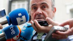 De Guindos insiste en que no se multará a España y mandará sus alegaciones el